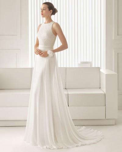 vestido-de-noiva-minimaliasta-colecao-2015-SIENA-ROSA-CLARA-400x500